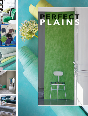 DESIGNERS GUILD ESSENTIALS PLAINS AND TEXTURES