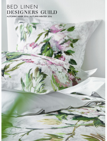 DESIGNERS GUILD HOME ACCESSORIES AUTUMN/WINTER 2016