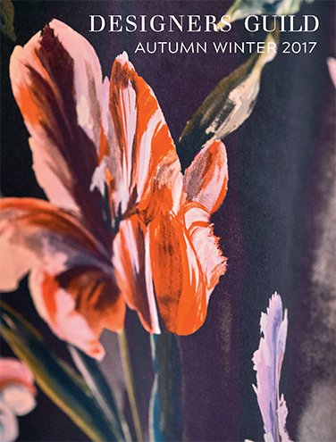 DESIGNERS GUILD FABRIC AND WALLPAPER AUTUMN/WINTER 2017