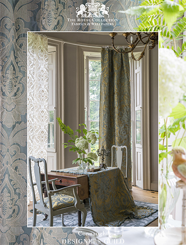 ROYAL COLLECTION FABRICS AUTUMN/WINTER 2017