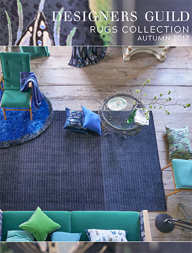 DESIGNERS GUILD RUGS AUTUMN/WINTER 2017