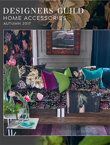 DESIGNERS GUILD HOME ACCESSORIES AUTUMN/WINTER 2017