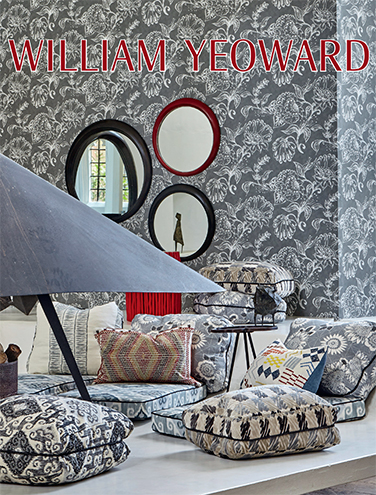 WILLIAM YEOWARD FABRIC & WALLPAPER AUTUMN/WINTER 2017