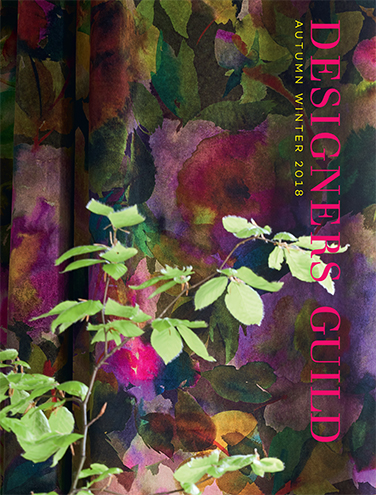 DESIGNERS GUILD FABRIC & WALLPAPER AUTUMN/WINTER 2018