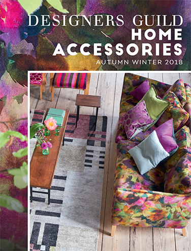 DESIGNERS GUILD HOME ACCESSORIES AUTUMN/WINTER 2018