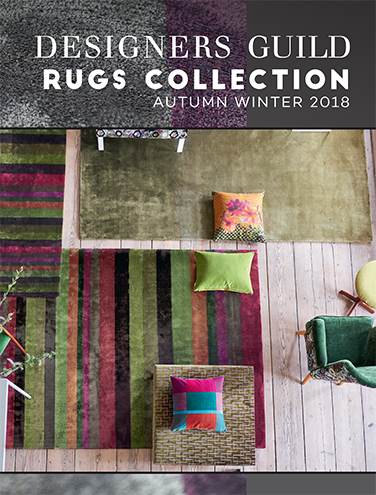 DESIGNERS RUGS AUTUMN/WINTER 2018