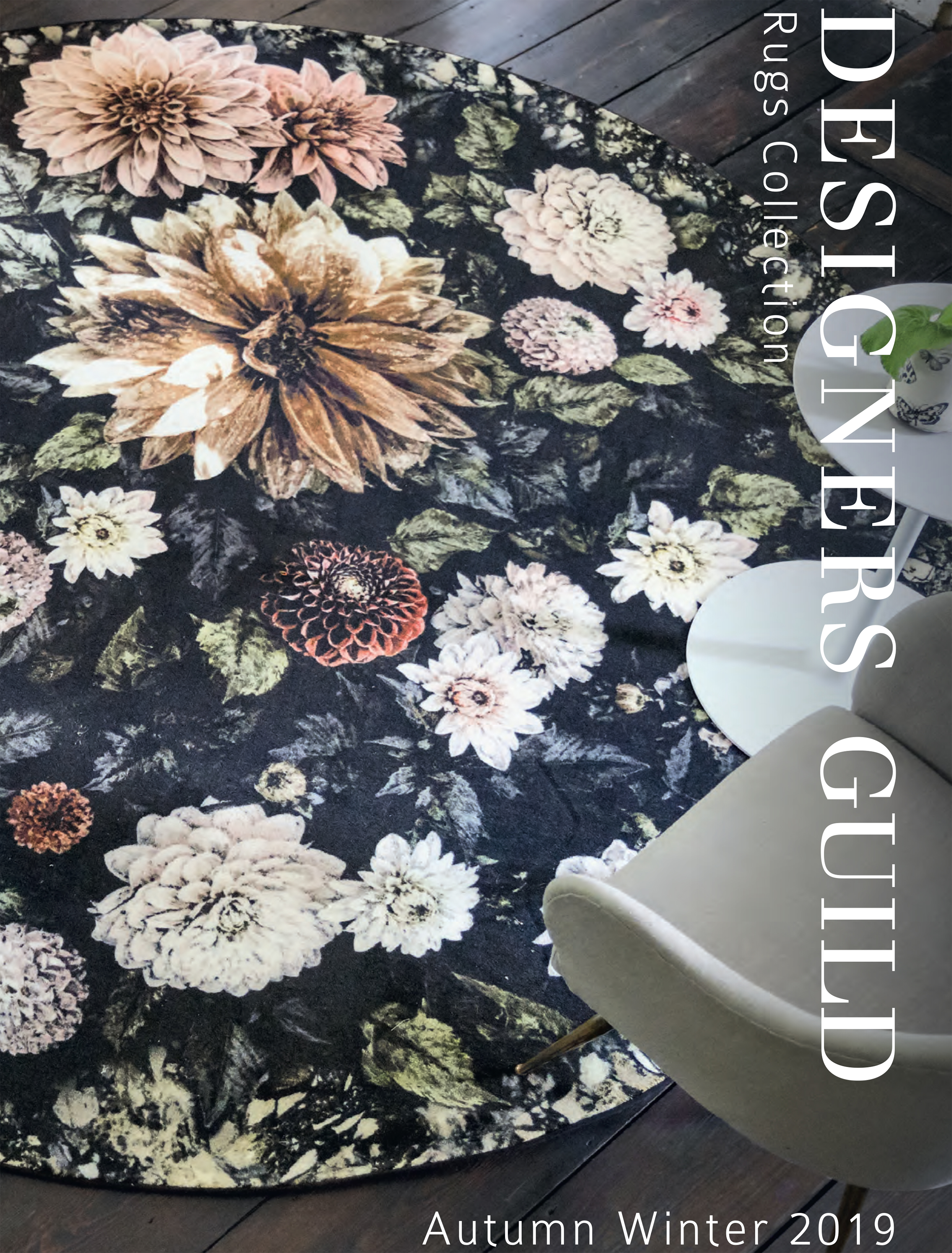 DESIGNERS GUILD RUGS AUTUMN/WINTER 2019