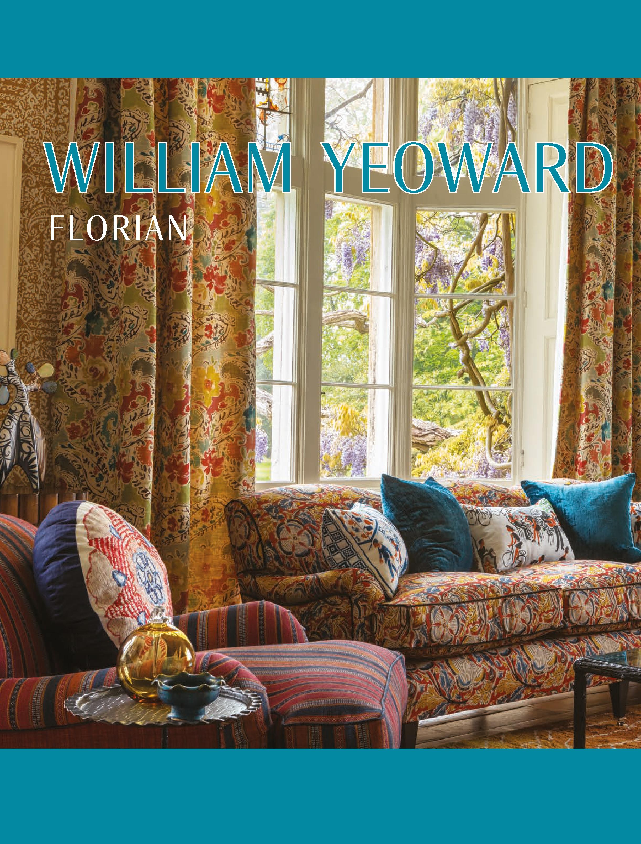 WILLIAM YEOWARD FABRIC & WALLPAPER AUTUMN/WINTER 2018