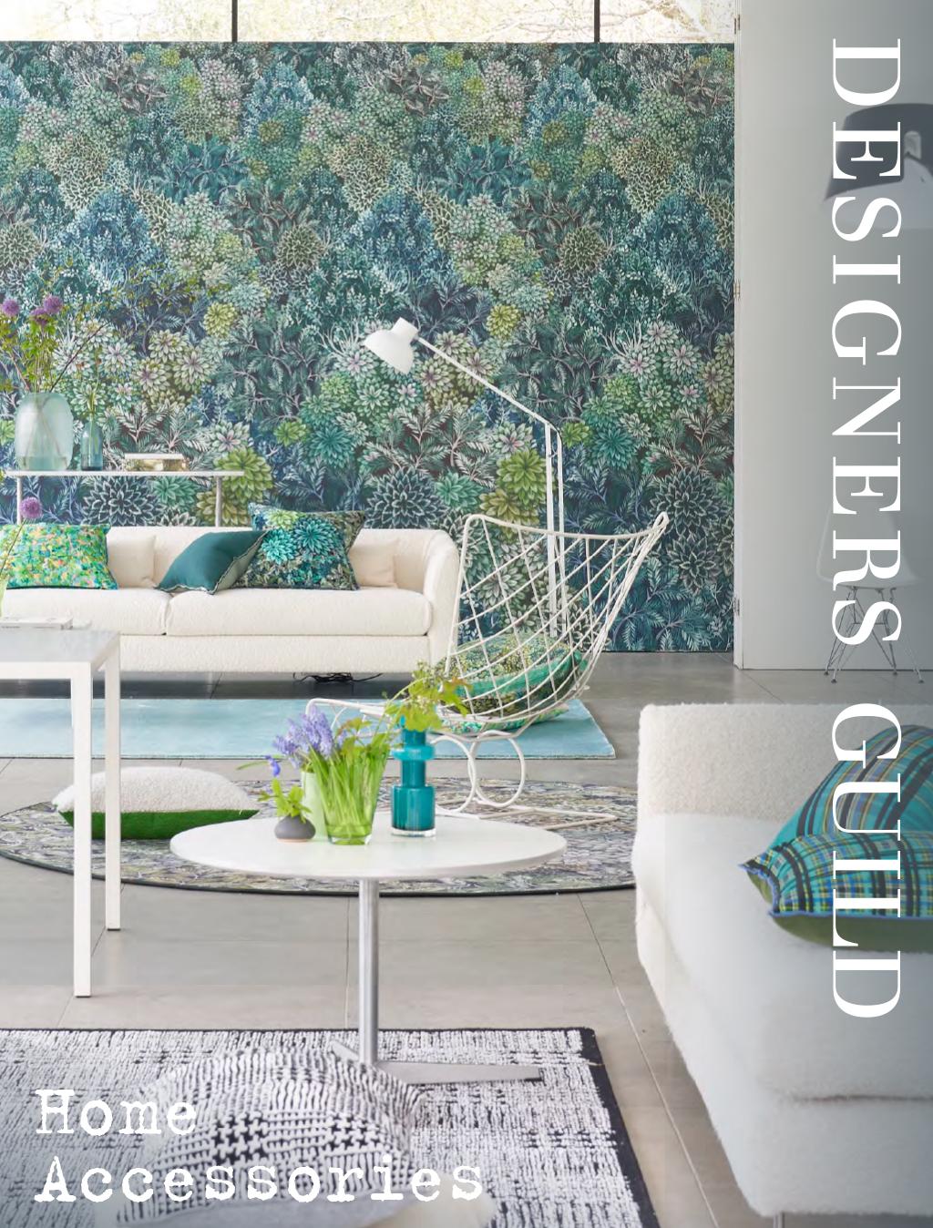 DESIGNERS GUILD HOME ACCESSORIES AUTUMN/WINTER 2021
