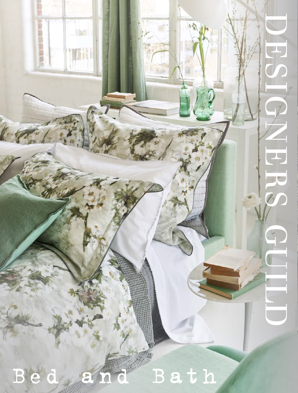 DESIGNERS GUILD Bed & Bath AUTUMN/WINTER 2021