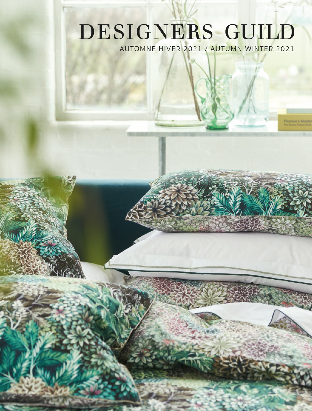 DESIGNERS GUILD BED LINEN AW21