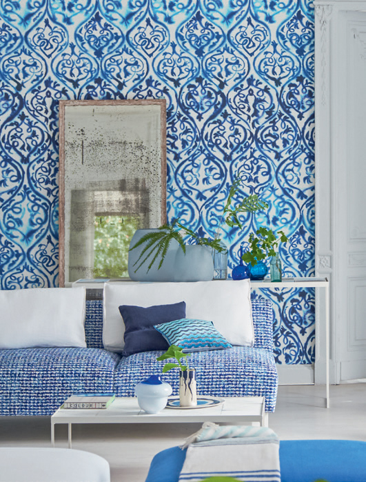 DESIGNERS GUILD WALLPAPER SPRING/SUMMER 2017
