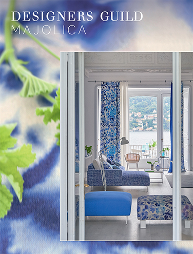DESIGNERS GUILD FABRIC AND WALLPAPER SPRING/SUMMER 2017