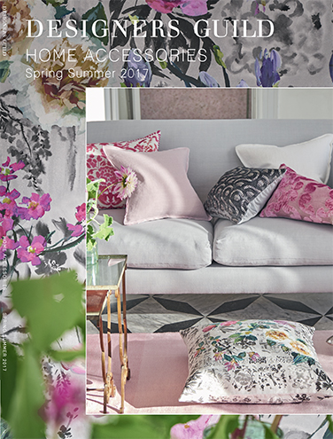 DESIGNERS GUILD HOME ACCESSORIES SPRING/SUMMER 2017