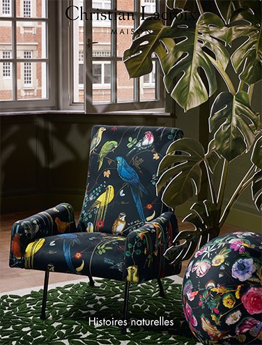 CHRISTIAN LACROIX FABRIC AND WALLPAPER