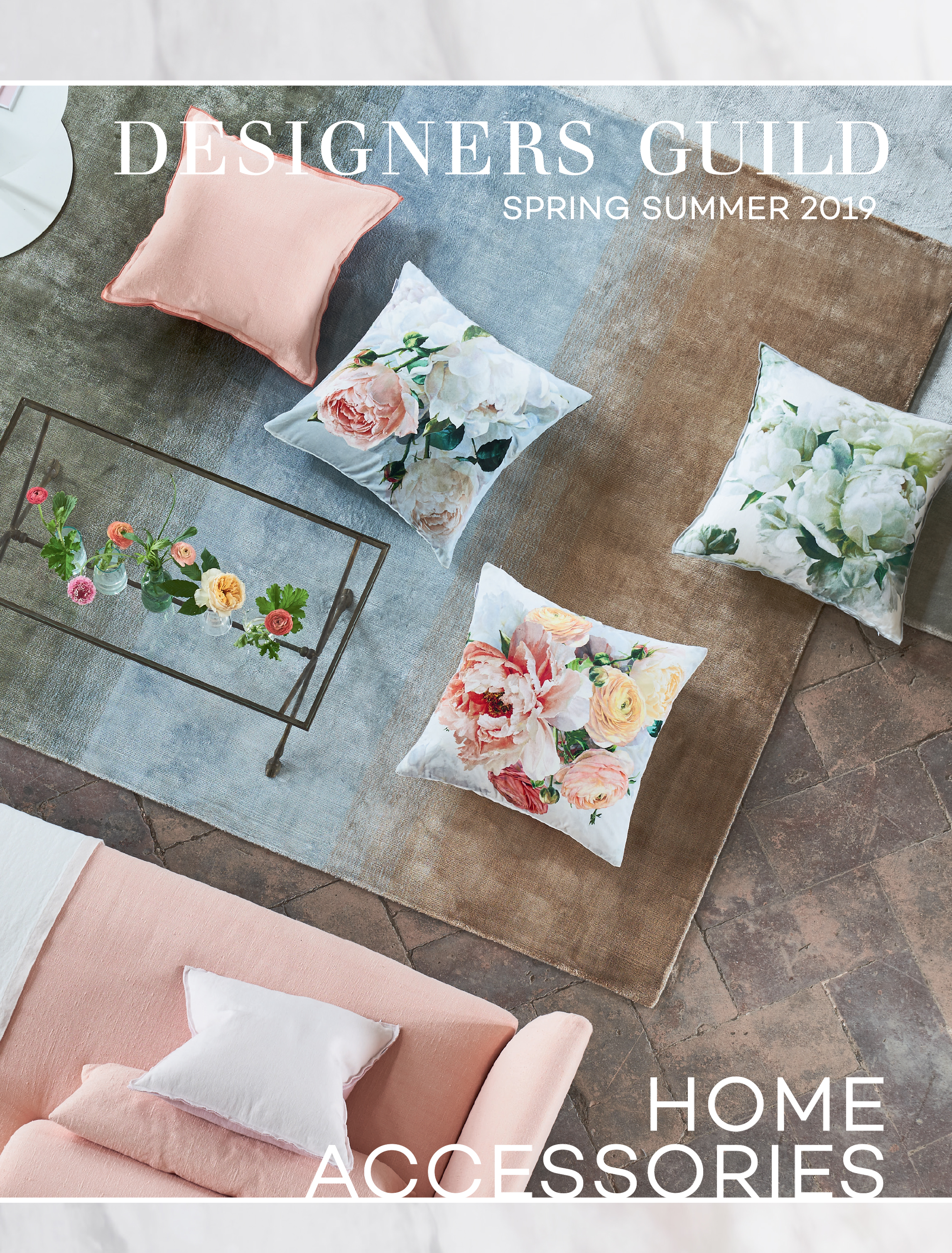 DESIGNERS GUILD HOME ACCESSORIES SPRING/SUMMER 2019