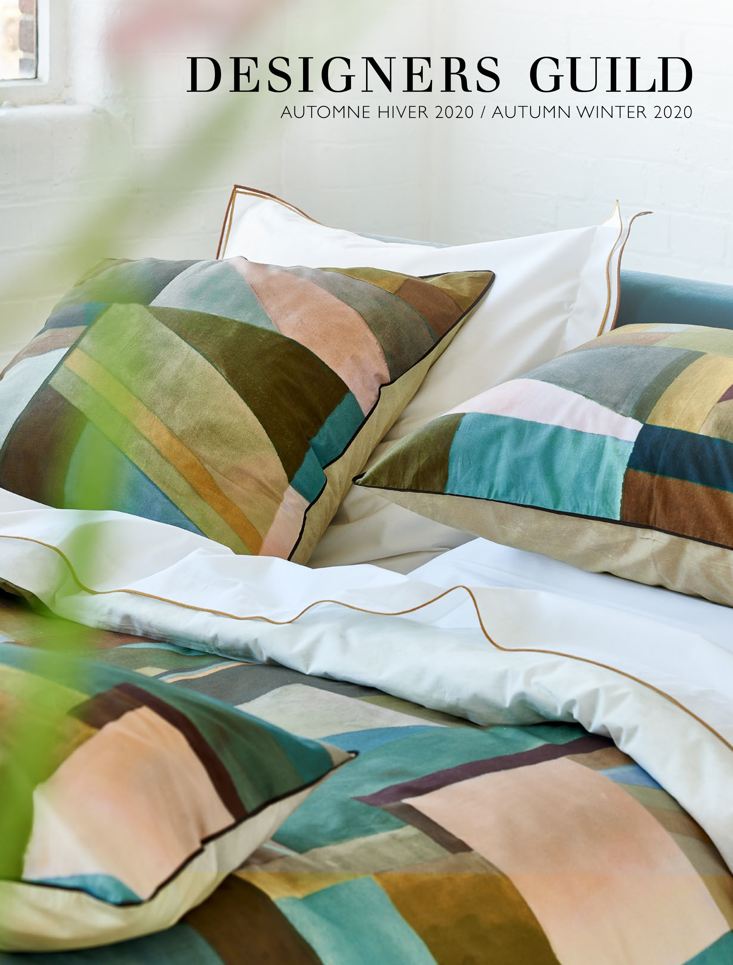 DESIGNERS GUILD BED LINEN AW20