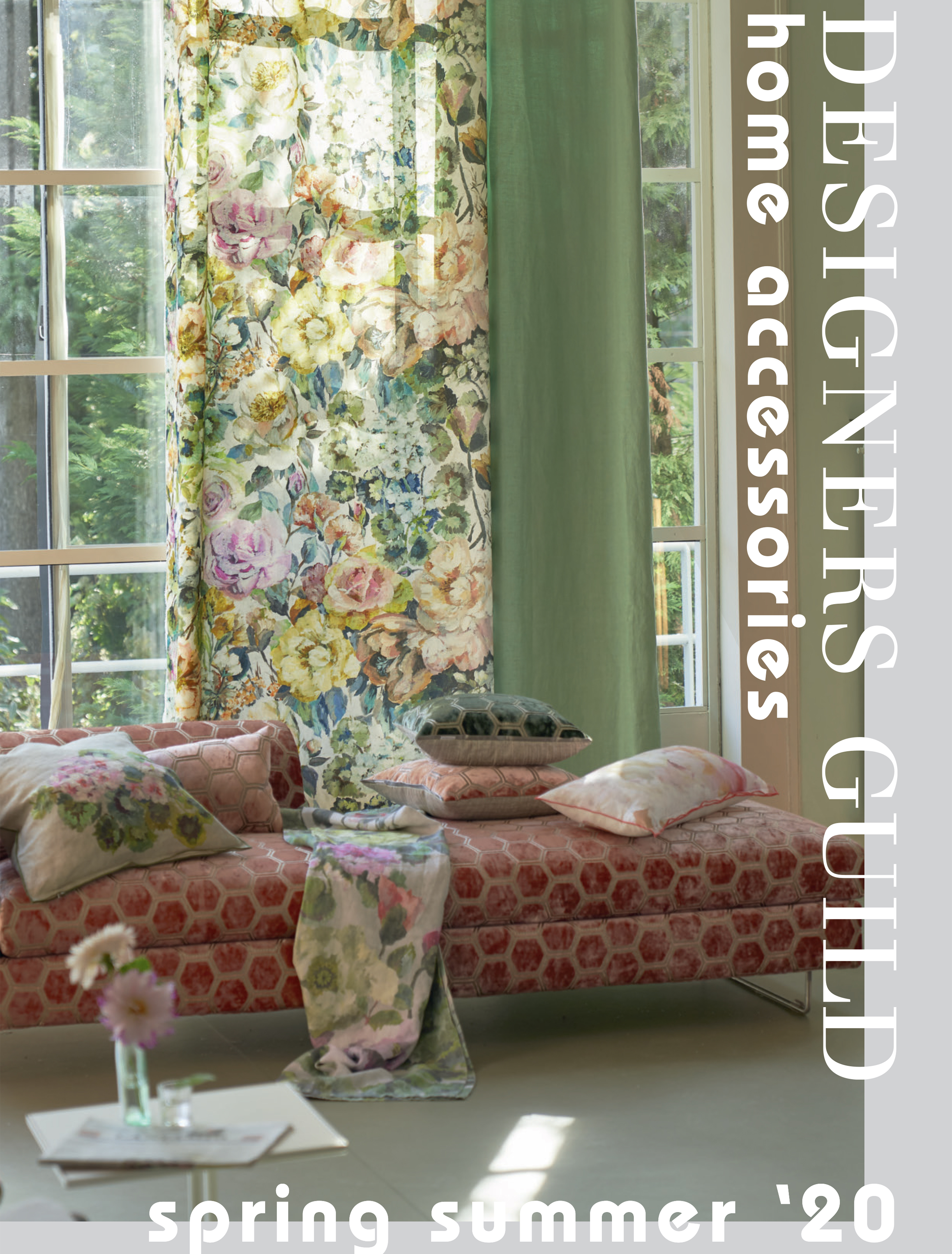 DESIGNERS GUILD HOME ACCESSORIES SPRING/SUMMER 2020