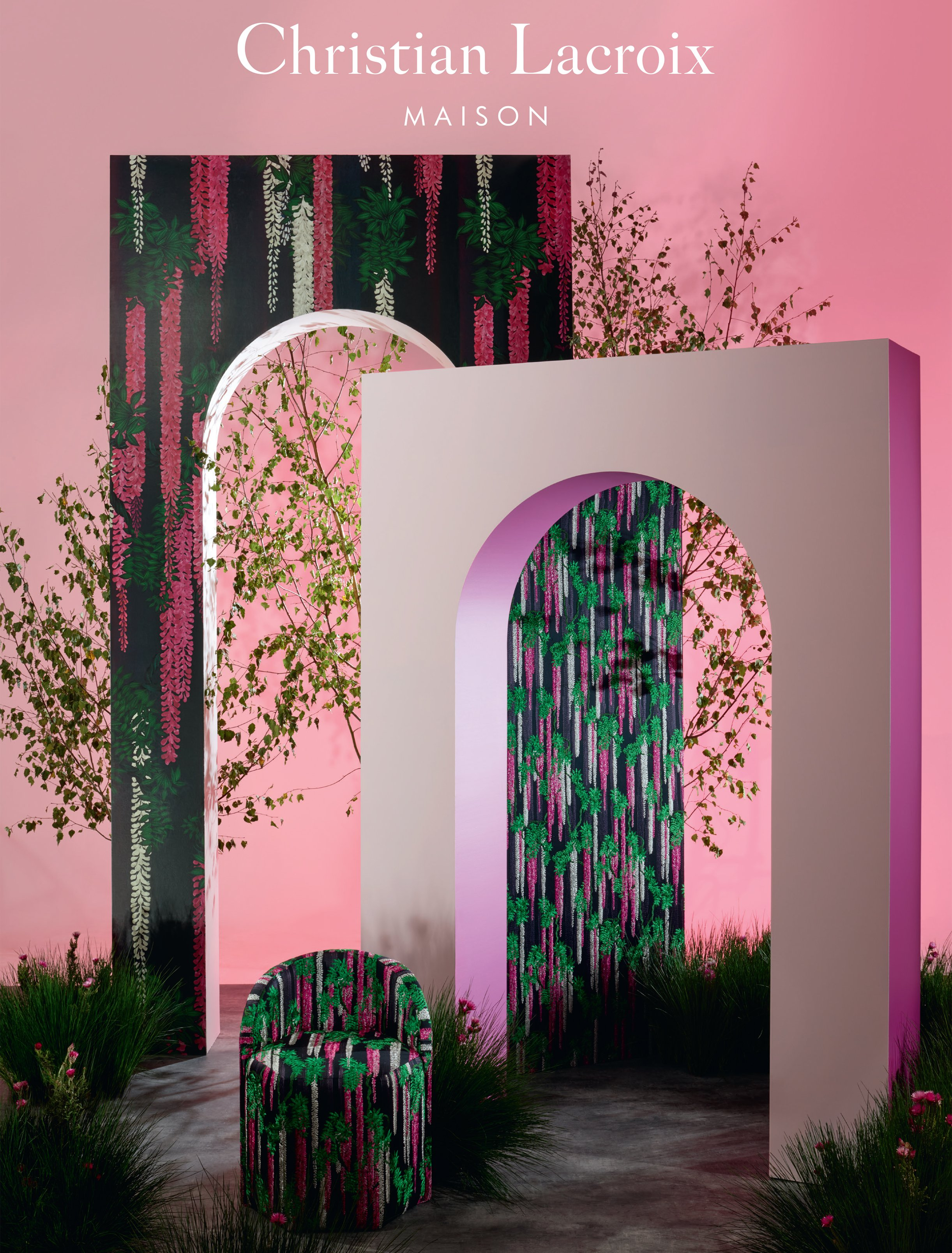 CHRISTIAN LACROIX FABRIC & WALLPAPER SPRING/SUMMER 2020