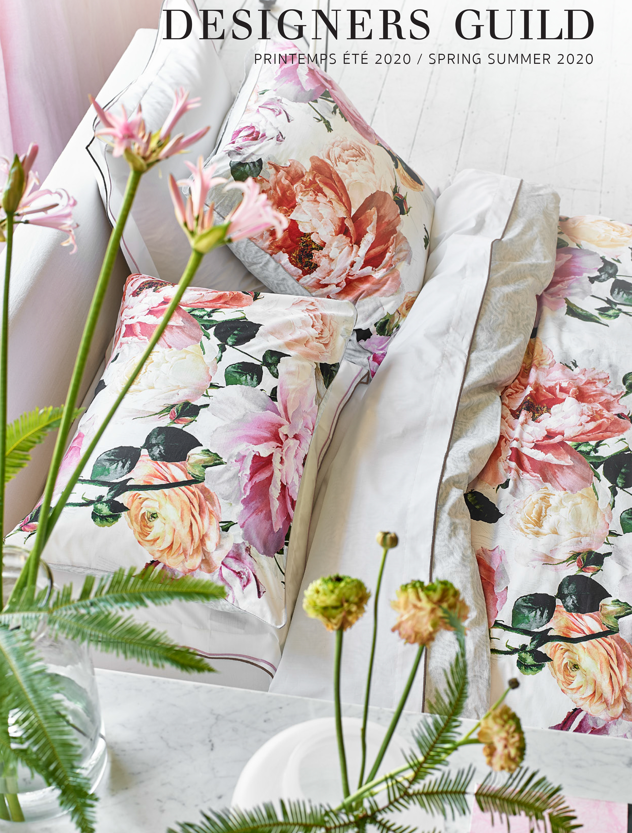 DESIGNERS GUILD FABRIC & WALLPAPER AUTUMN/WINTER 2019