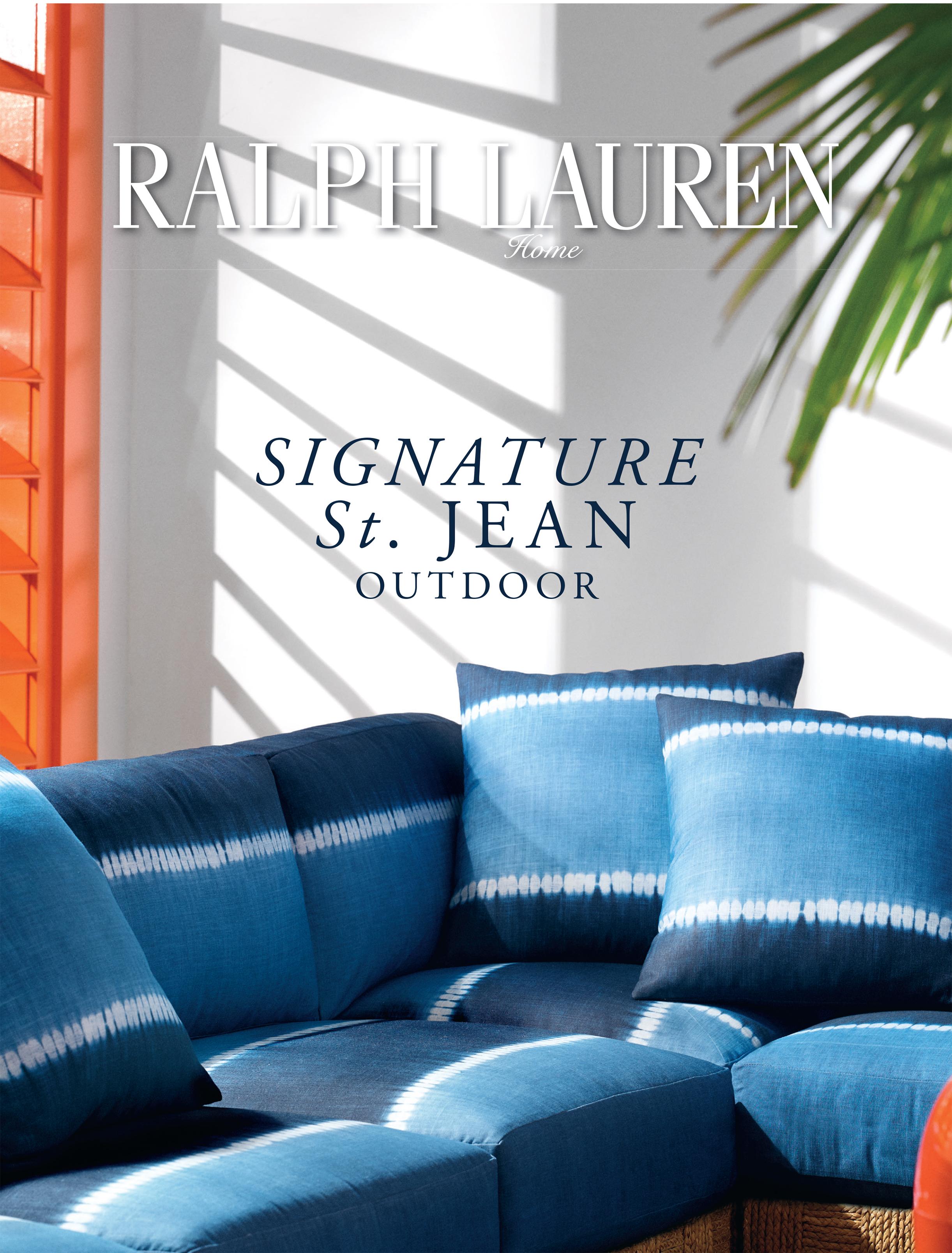 RALPH LAUREN FABRICS SPRING/SUMMER 2020