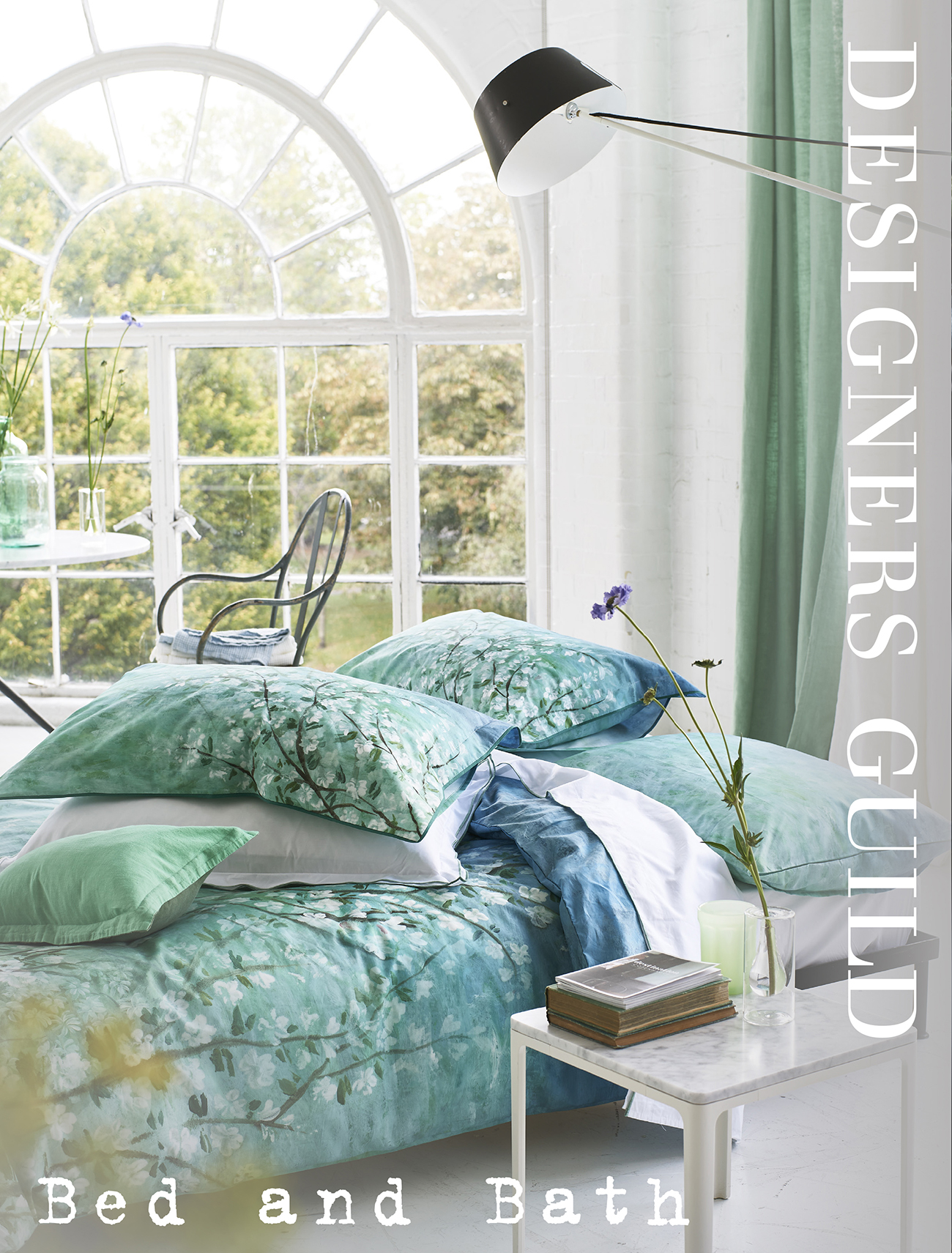 DESIGNERS GUILD BED AND BATH SPRING/SUMMER 2021