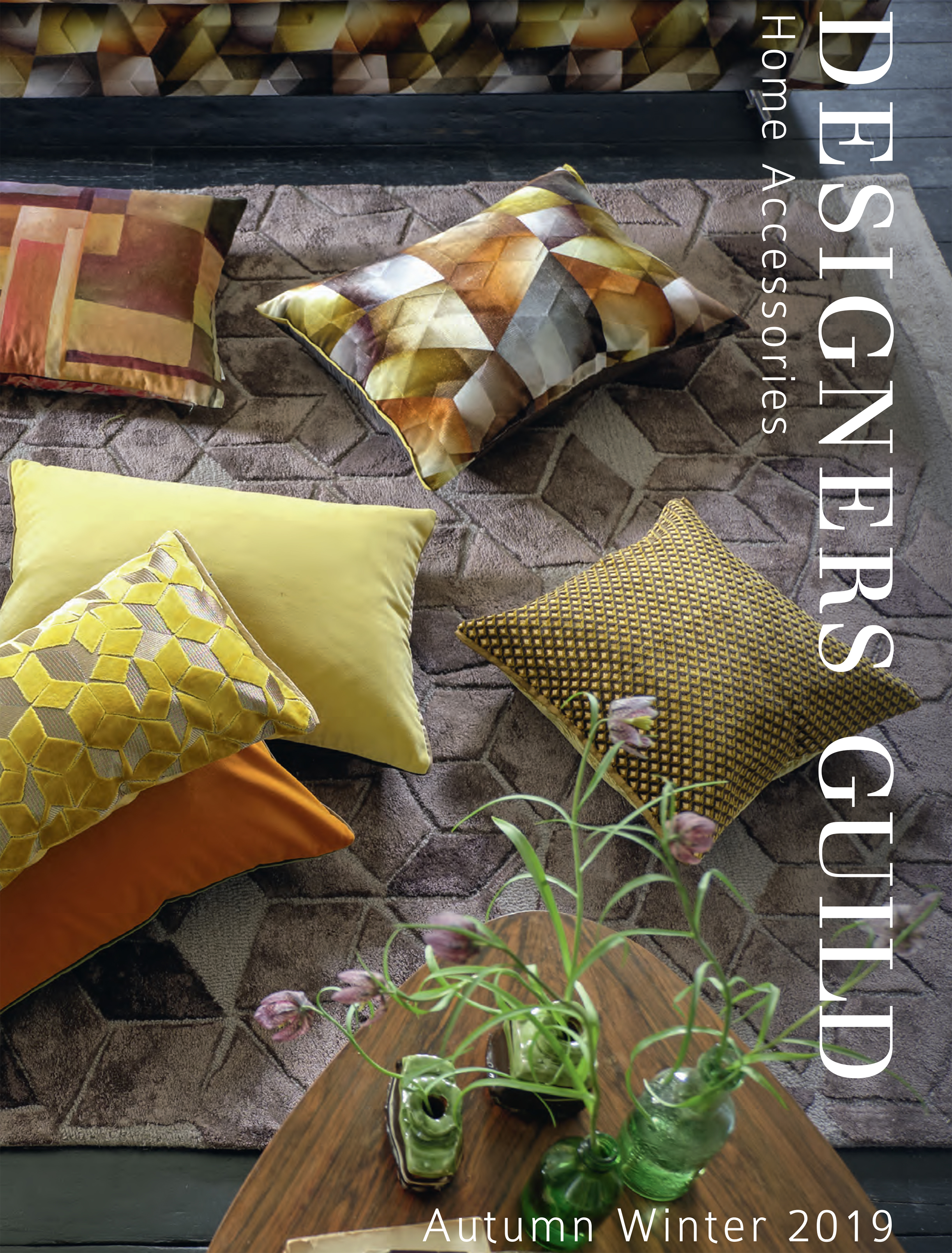 DESIGNERS GUILD HOME ACCESSORIES AUTUMN/WINTER 2019