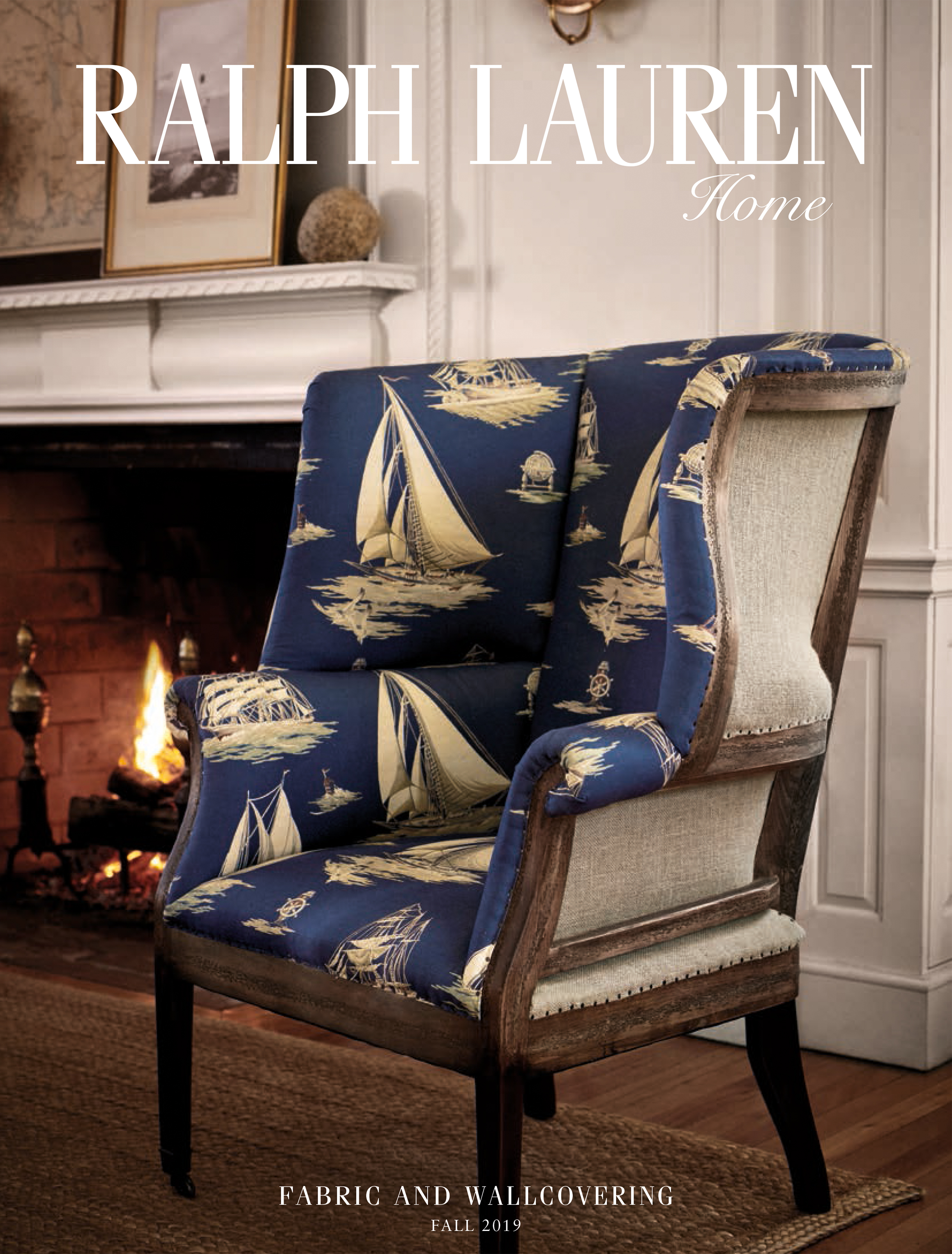 RALPH LAUREN FABRIC & WALLPAPER AUTUMN/WINTER 2019