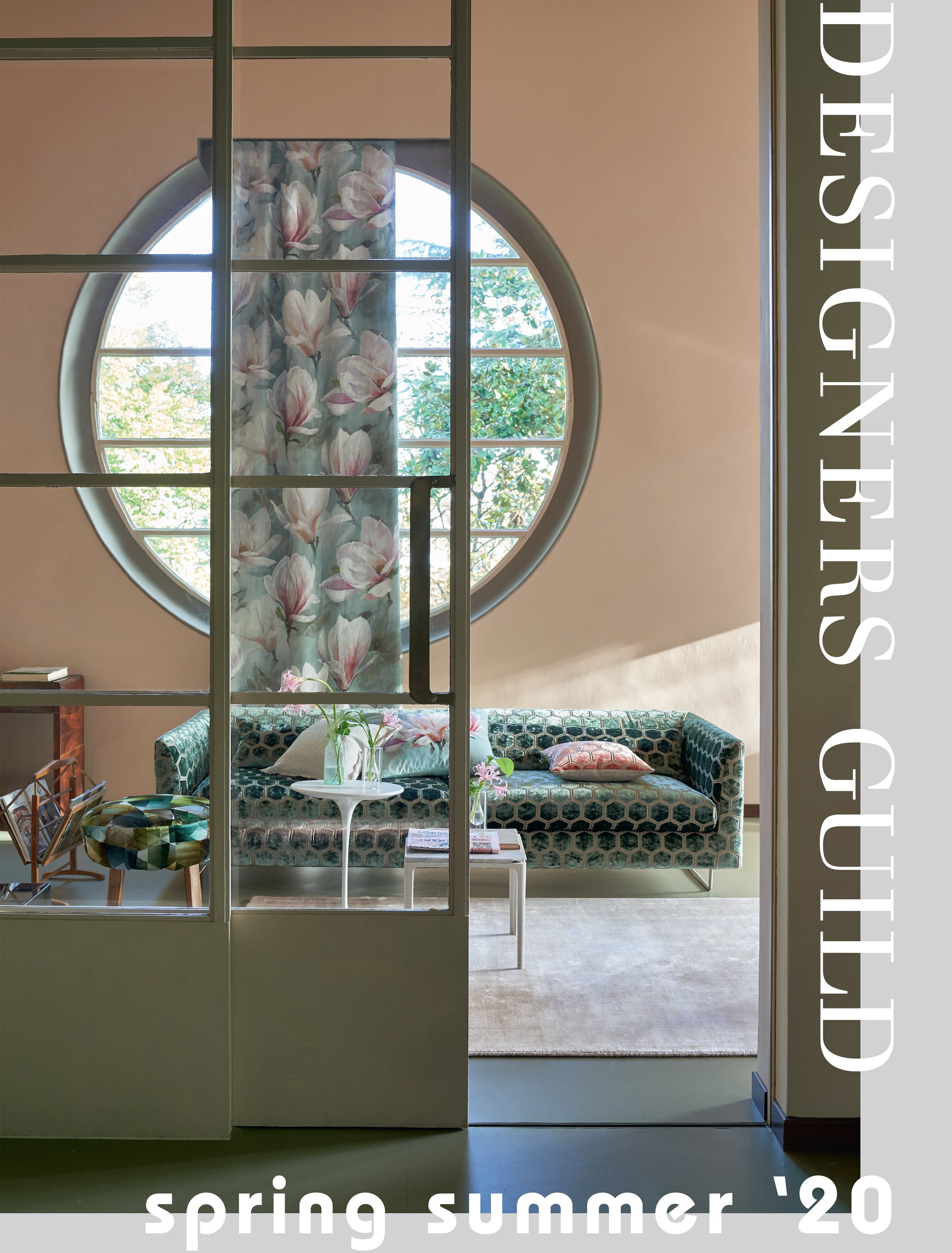 DESIGNERS GUILD FABRIC & WALLPAPER SPRING/SUMMER 2020
